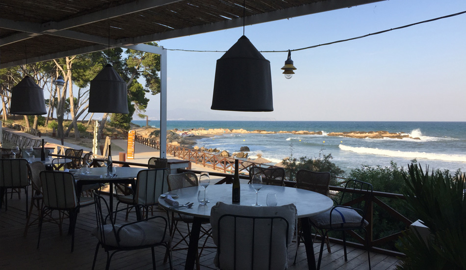 Bar/Restaurant at theMeer